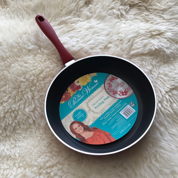 """The Pioneer Woman 10"""" Timeless Beauty Frying Pan"""